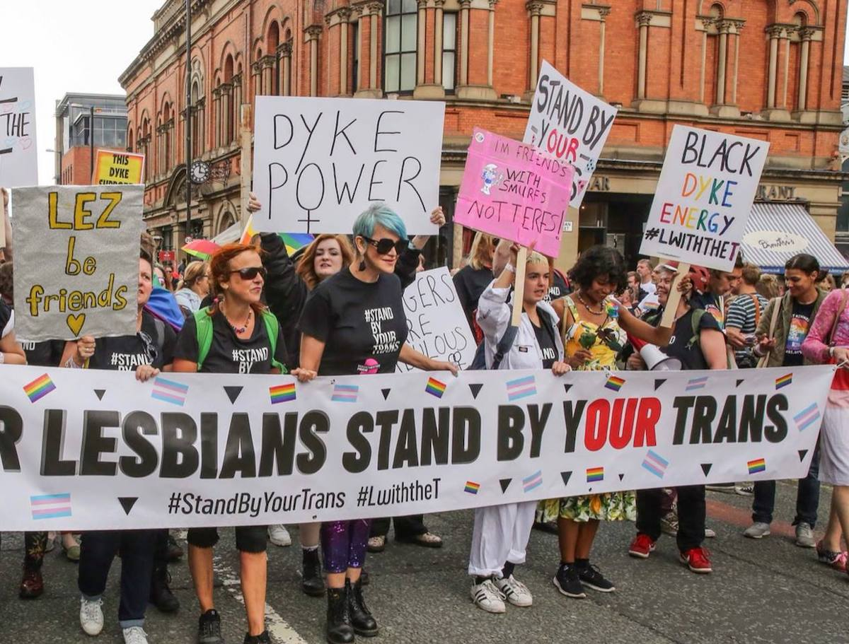 Trans Activists' Campaign Against 'TERFs' has Become an Attack on Science